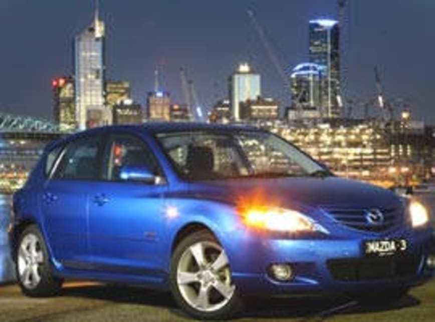 Mazda3 SP23 2004 review | CarsGuide