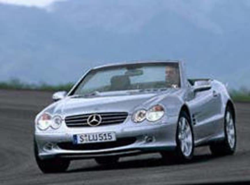 Mercedes-Benz SL350 2004 Review | CarsGuide
