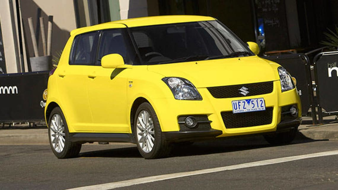 Used Suzuki Swift review: 2005-2012 | CarsGuide