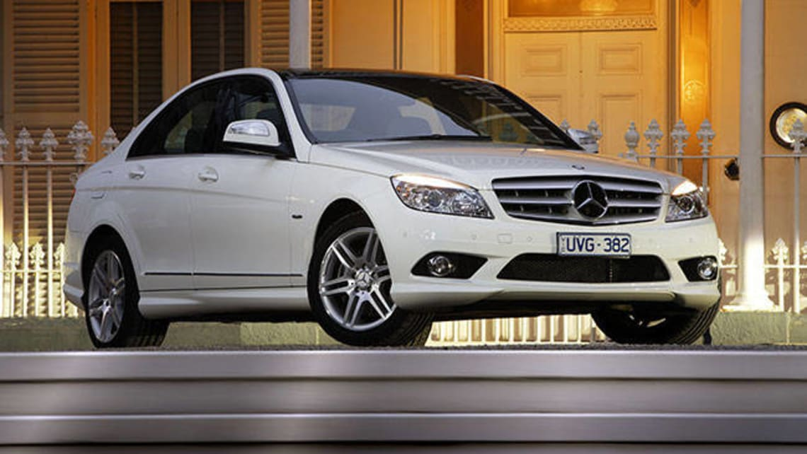 Used Mercedes Benz C Class Review 2007 2010 Carsguide