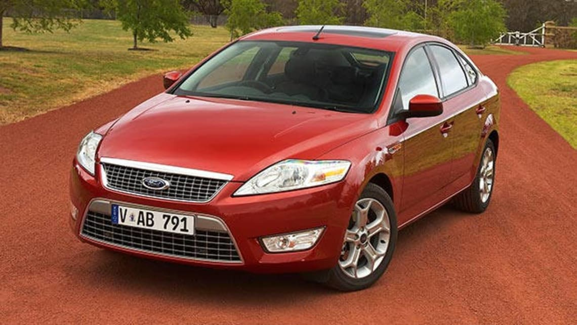 Used Ford Mondeo Review 2007 2013 Carsguide
