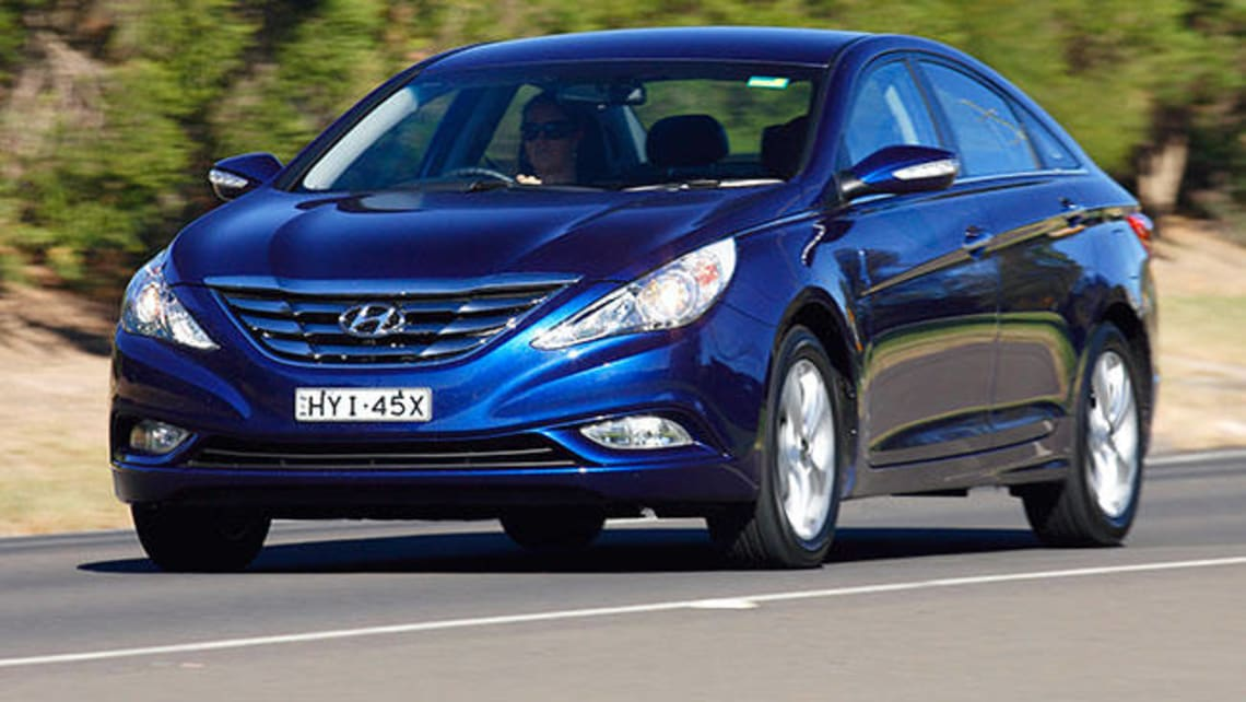 Used Hyundai I45 Review 2010 2012 Carsguide