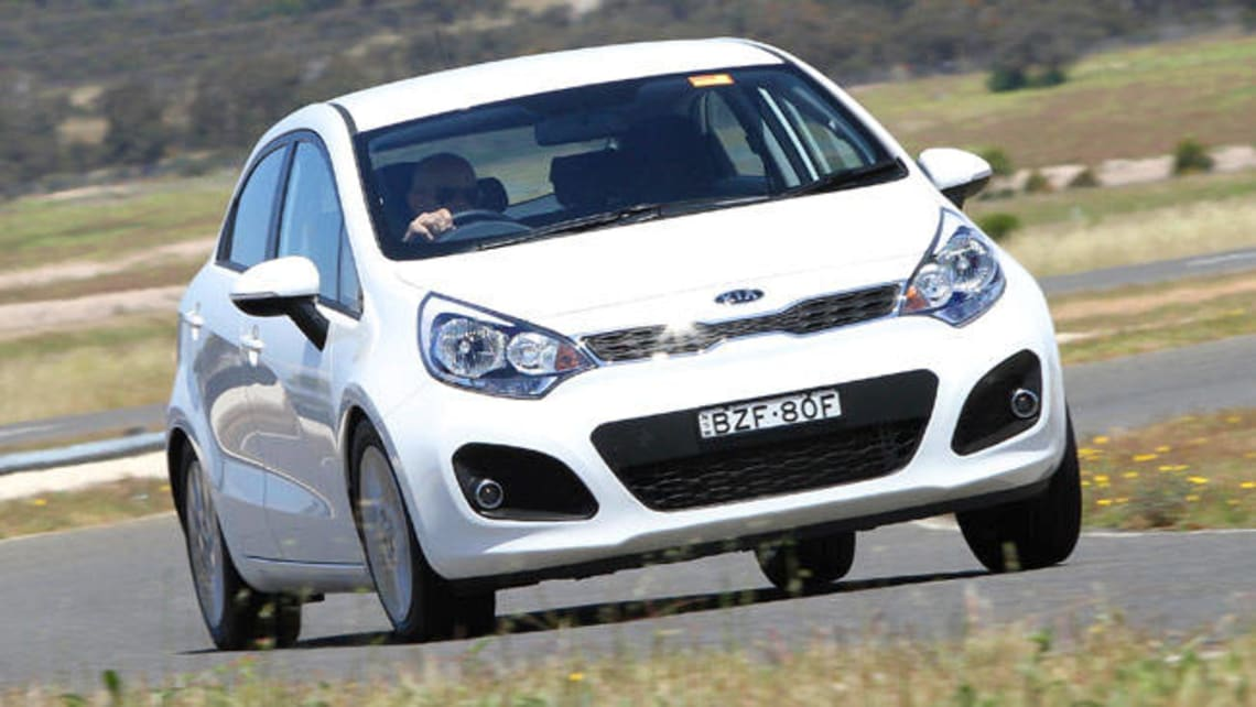 Used Kia Rio review: 2011-2013 | CarsGuide