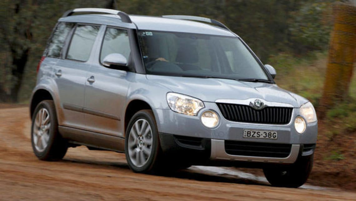 Used Skoda Yeti Review 2011 2013 Carsguide