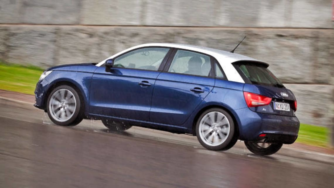 Audi A1 Sportback 1 2 Tfsi 2012 Review Carsguide