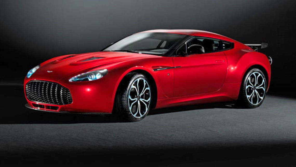 Million Dollar Aston Martin Zagato On Sale Car News Carsguide