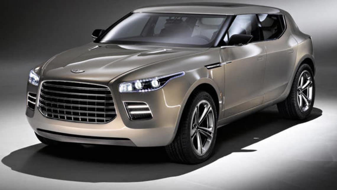 Aston Martin Lagonda Suv Gets Rethink Car News Carsguide