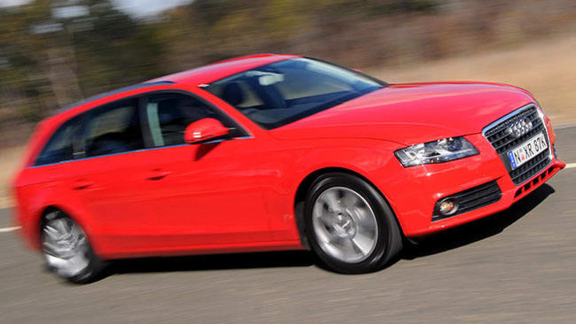 Used Audi A4 review: 2008-2012 | CarsGuide