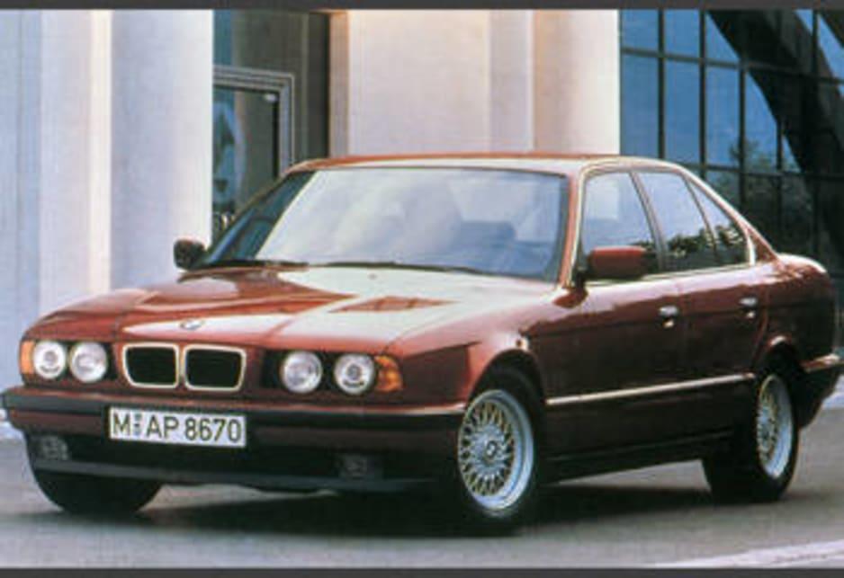 Fuel Tank Door Hinge fits 1989-1995 BMW 5-Series E34