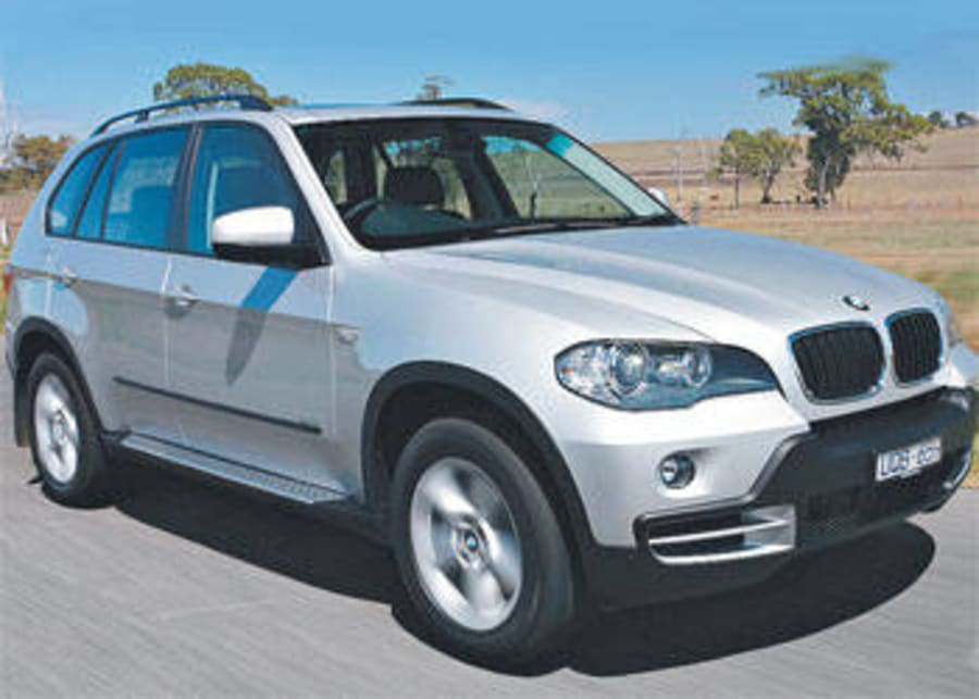 Bmw X5 2008 Review Carsguide