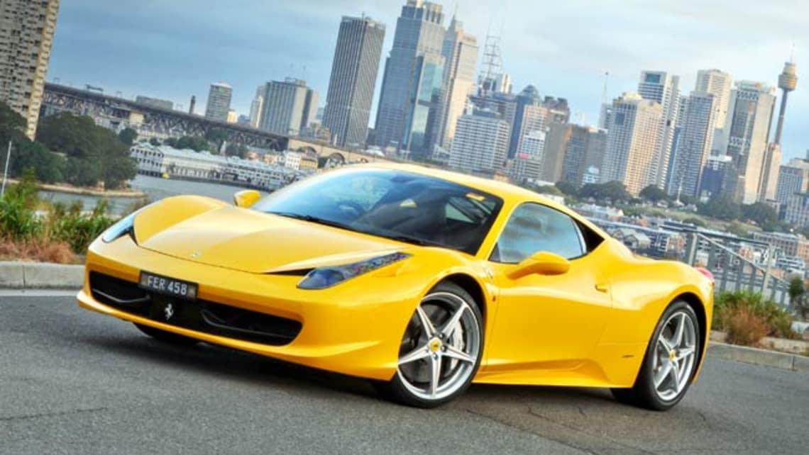 Ferrari 458 2011 Review | CarsGuide