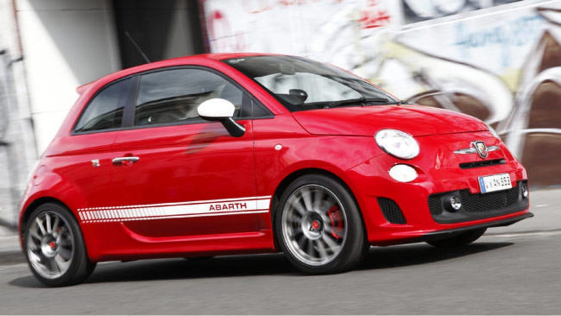 Fiat Abarth 500 2012 Review Carsguide