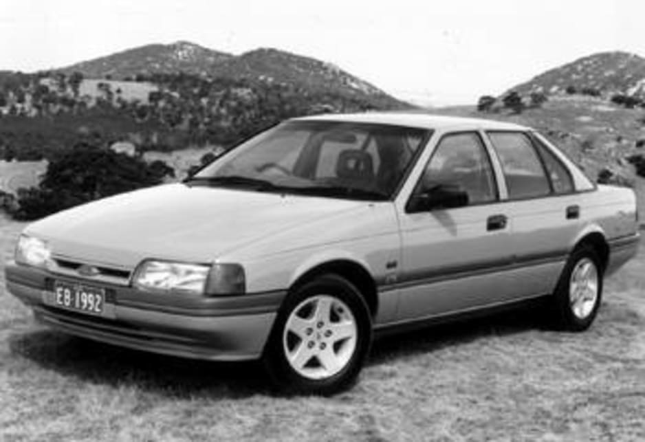 Used Ford Falcon review: 1991-1993 | CarsGuide