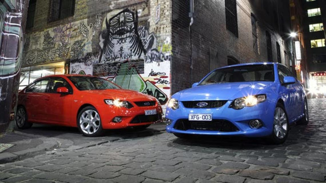 Used Ford Falcon review: 2008-2010 | CarsGuide