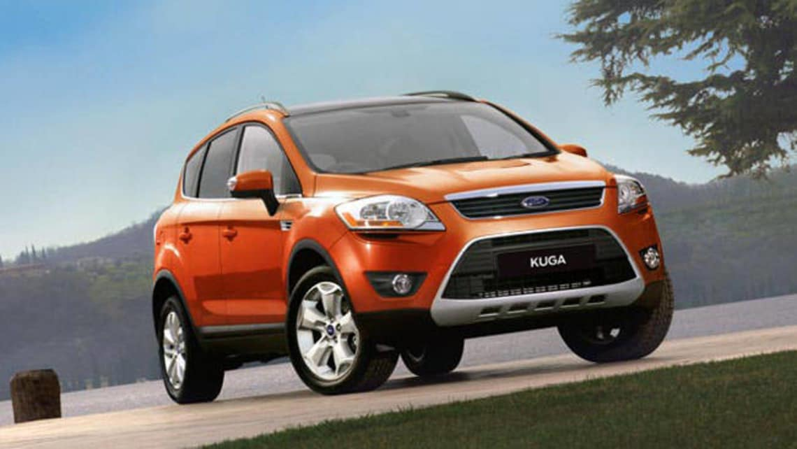 Ford Kuga Animated 360 Car News Carsguide