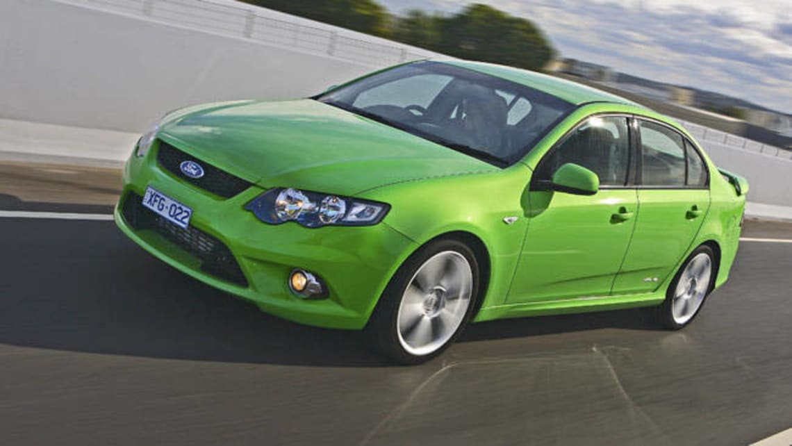 Used Ford Falcon Review 2008 2010 Carsguide