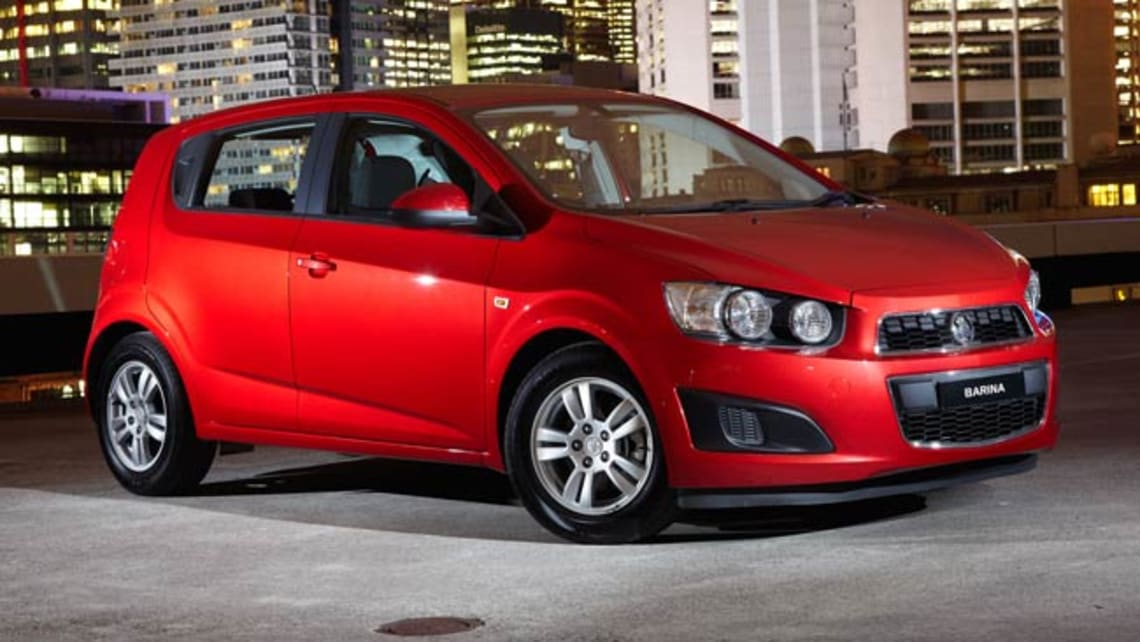Holden Barina hatch 2012 review | CarsGuide