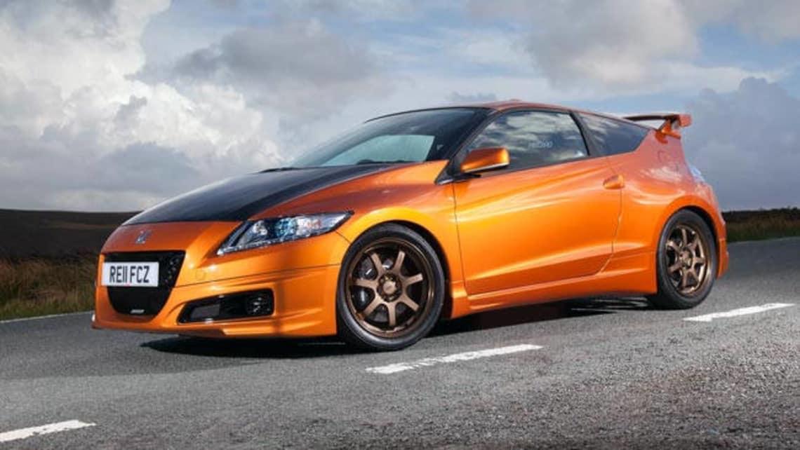 Mugen Powers Up Honda Cr Z Car News Carsguide