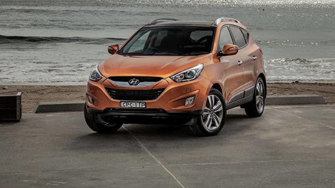 Hyundai Ix35 Series Ii New Car Sales Price Car News Carsguide