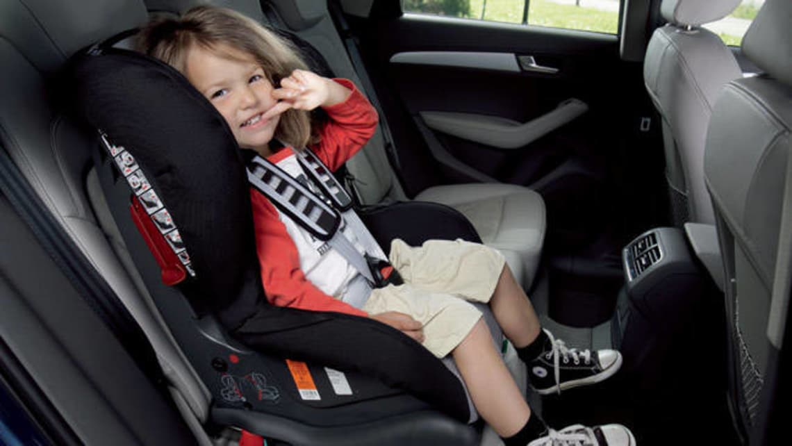 Forward Facing Car Seat Age When Can, How Old Can A Car Seat Be