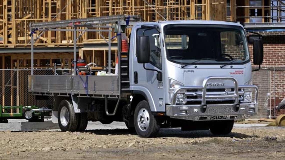 Isuzu NPR 200 Tradepack special - Car News | CarsGuide