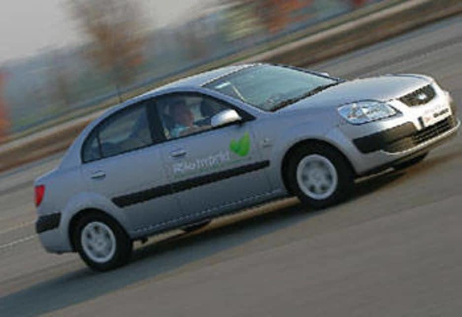 Kia Rio 2008 Review | CarsGuide