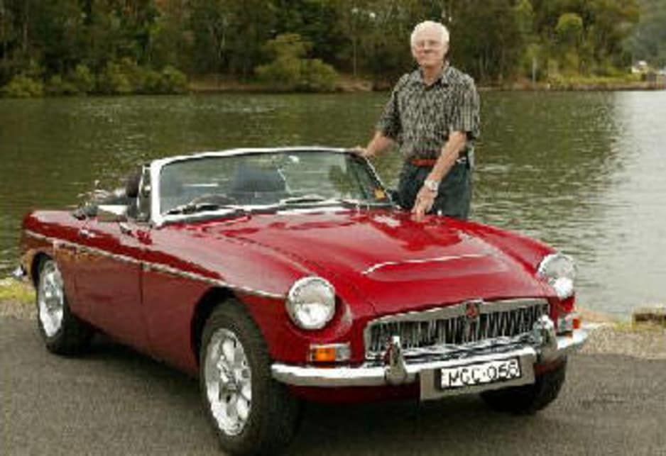 MGC Roadster classical and fun - Car News | CarsGuide