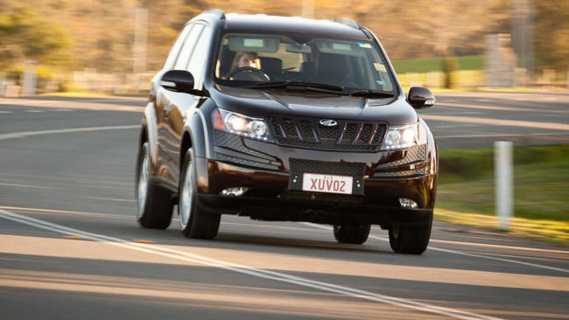 Mahindra XUV500 2012 review | CarsGuide