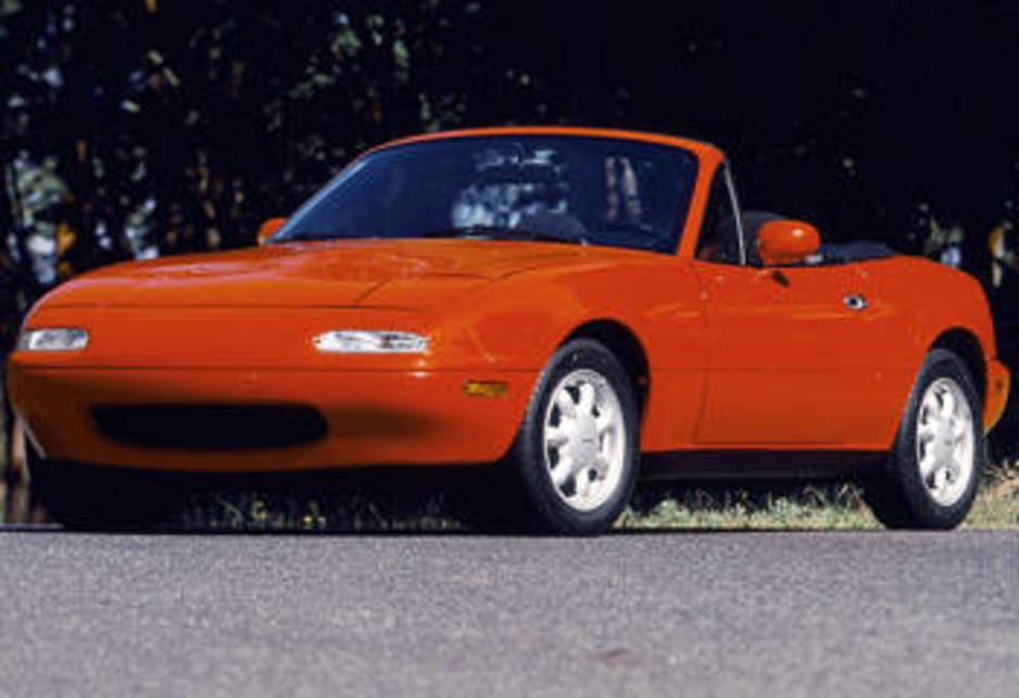 Used Mazda MX5 review: 1989-1993 | CarsGuide