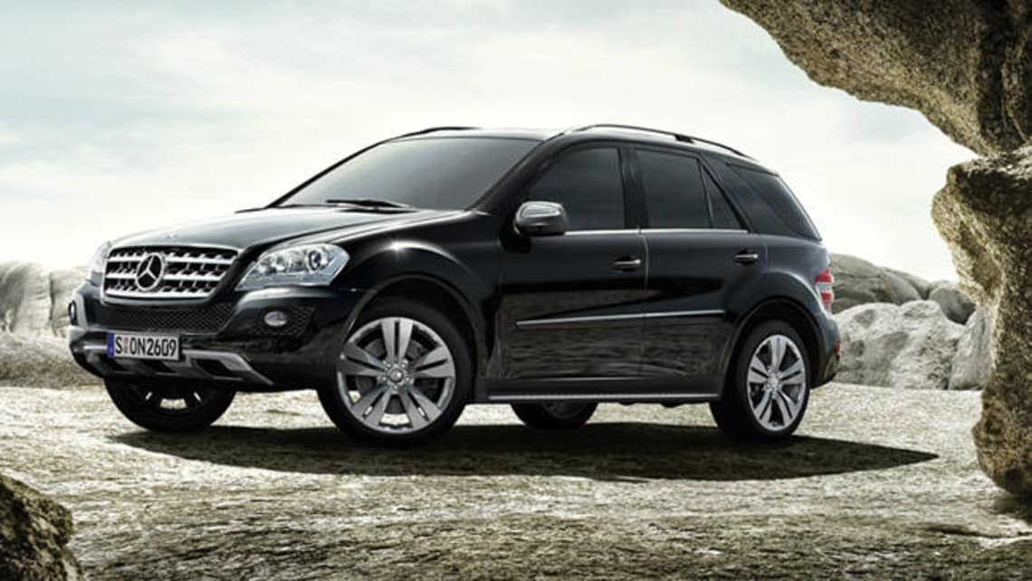 Mercedes Benz M Class Ml350 2011 Review Carsguide