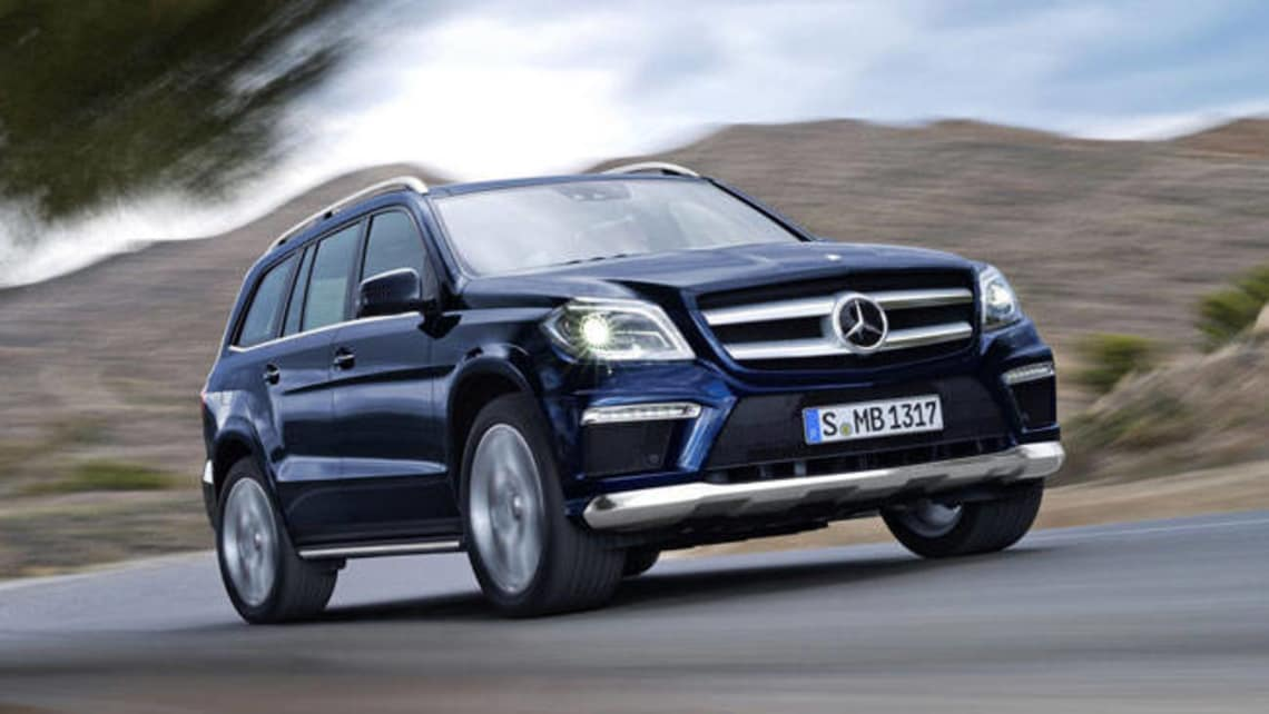Mercedes Benz Gl 2013 Review Carsguide