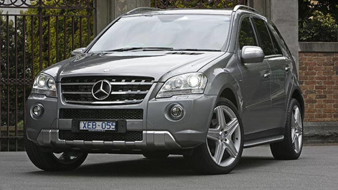 Used Mercedes Ml350 Review 2005 2010 Carsguide