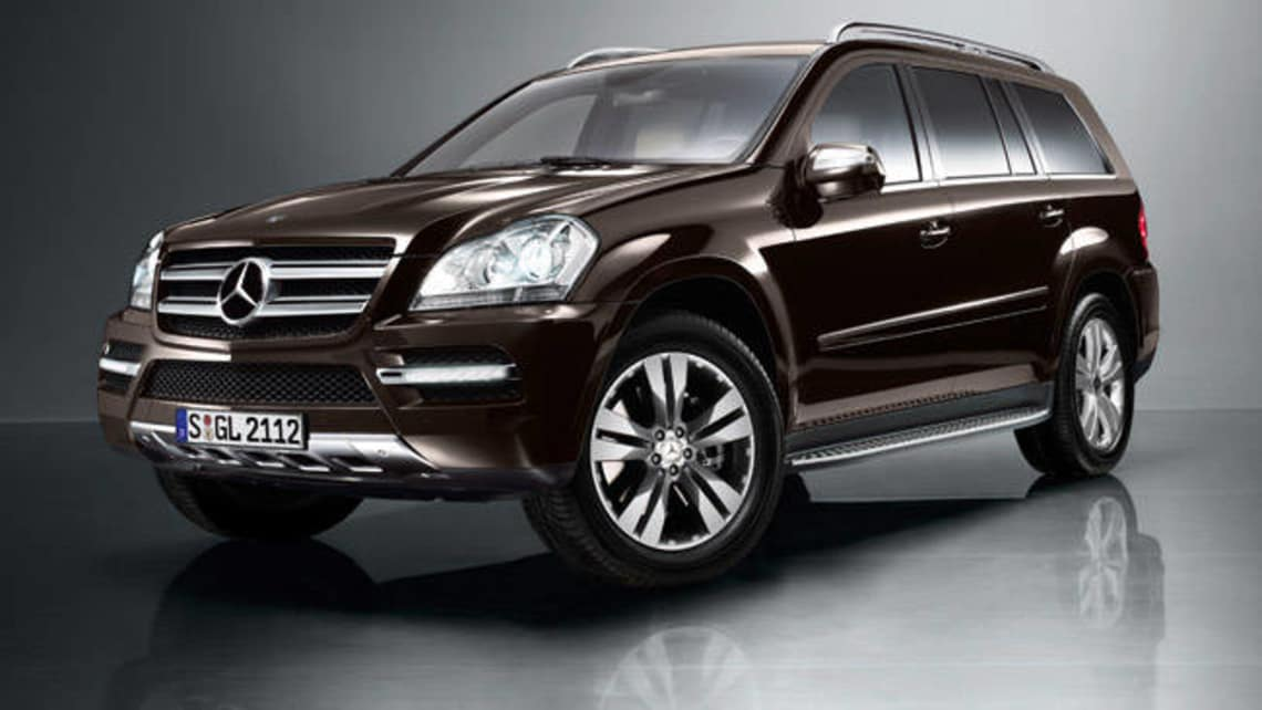 Mercedes-Benz GL 350 2012 Review | CarsGuide