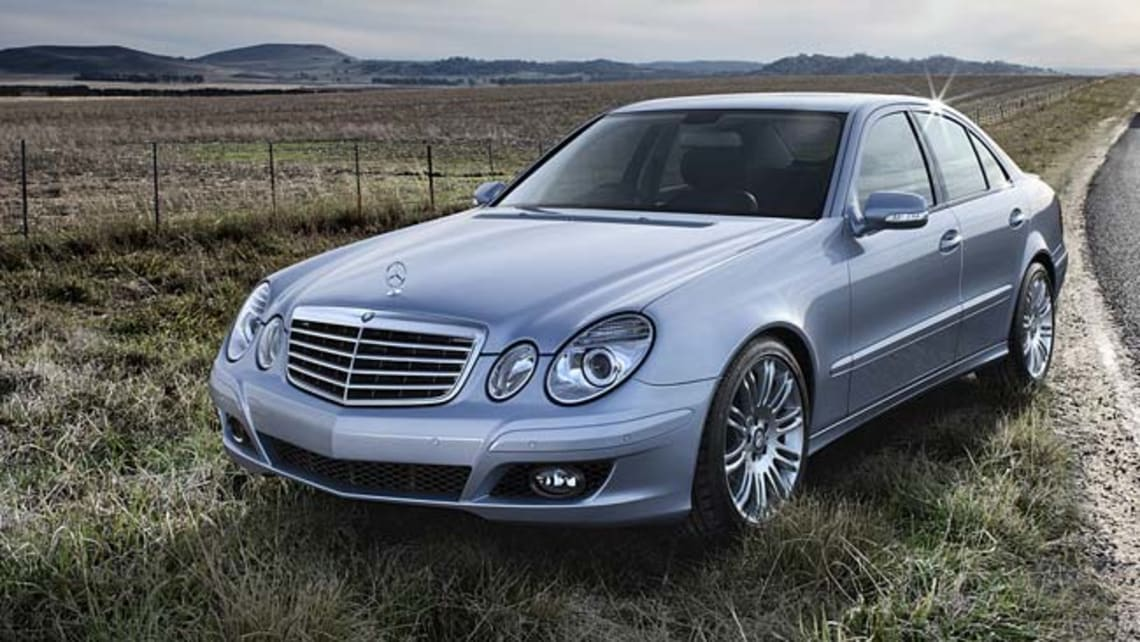 Used Mercedes Benz E280 Review 2008 Carsguide