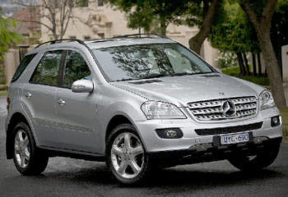 Benz M Class Ml500 2008 Review Carsguide