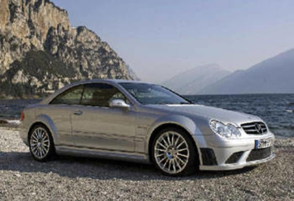 Mercedes Benz Clk63 2008 Review Carsguide