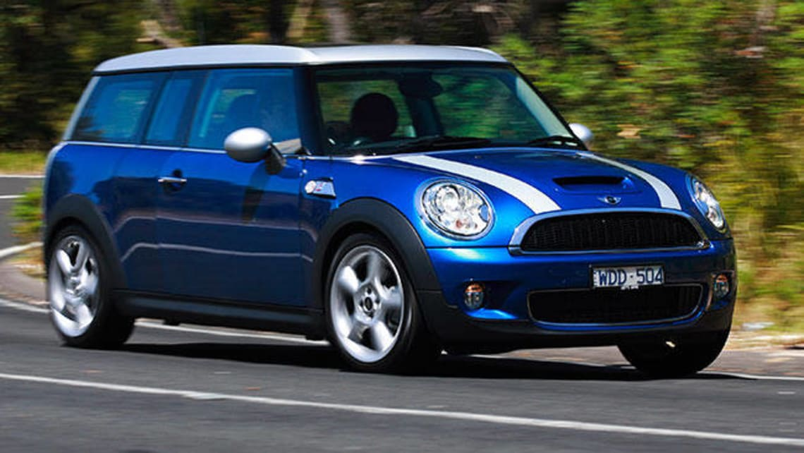 Mini Clubman Review >> Used Mini Clubman Review 2008 2011 Carsguide
