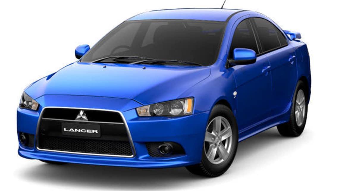 New car sales price Mitsubishi Lancer - Car News | CarsGuide