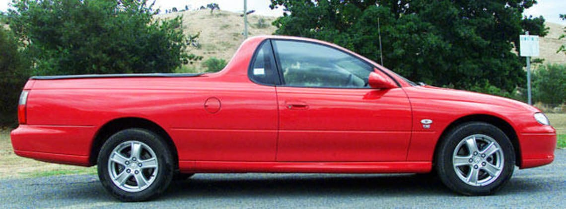 Holden Commodore Ute 2001 Review | CarsGuide