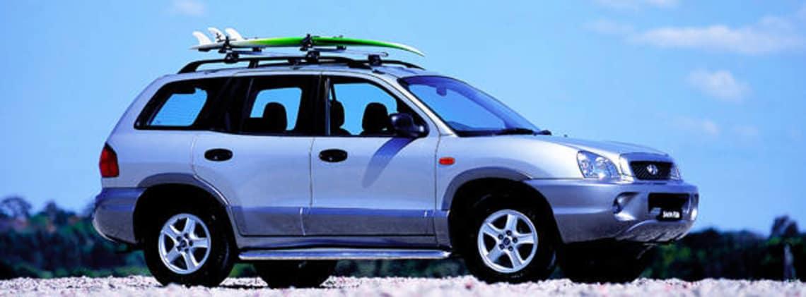 Hyundai Santa Fe 2001 Review | CarsGuide