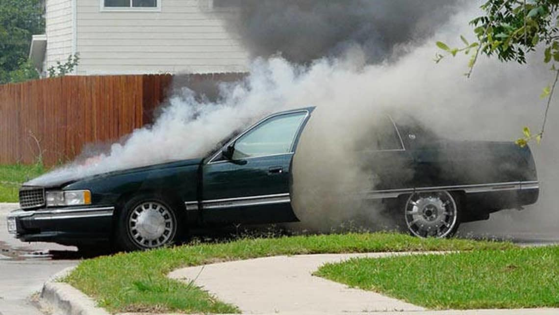 Smoking harmful to your car's resale health - Car News | CarsGuide