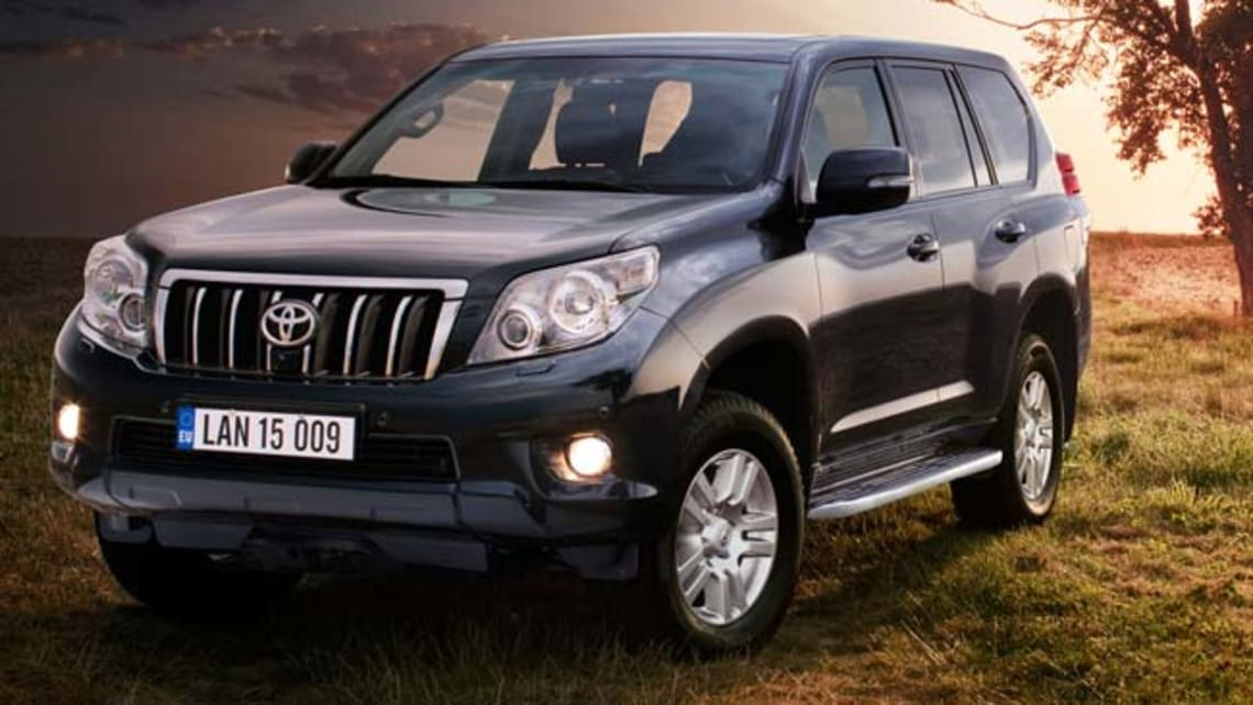 Used Toyota Land Cruiser Prado review: 2003-2009 | CarsGuide