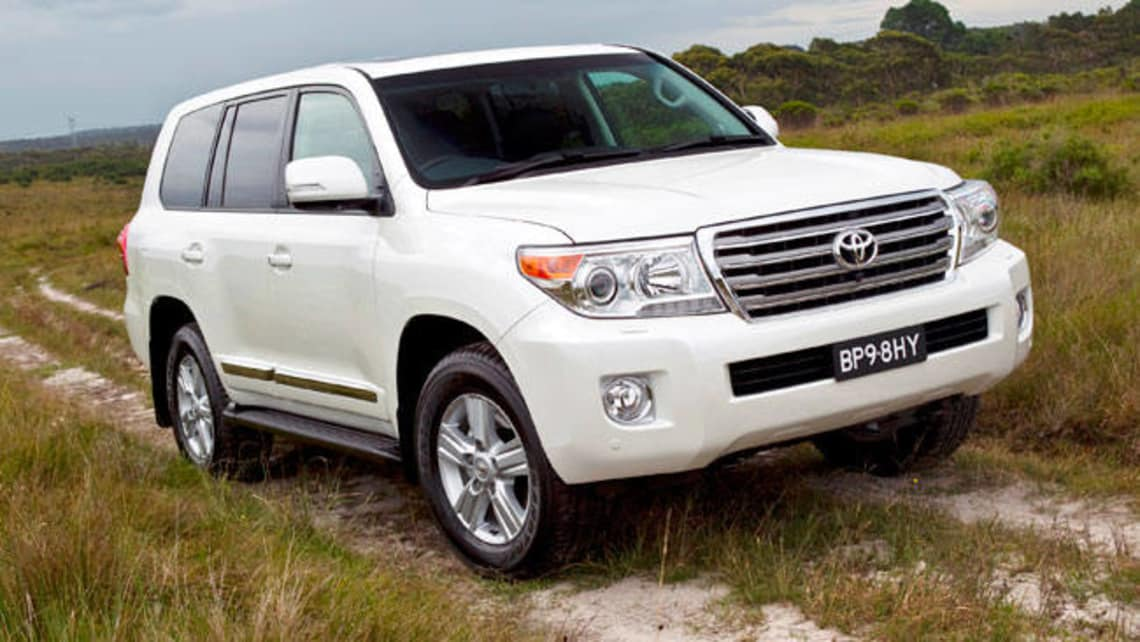 New car sales price Toyota Land Cruiser 200 Series - Car News | CarsGuide
