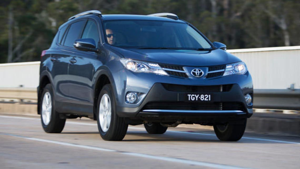 Toyota RAV4 GXL diesel 2013 review | CarsGuide