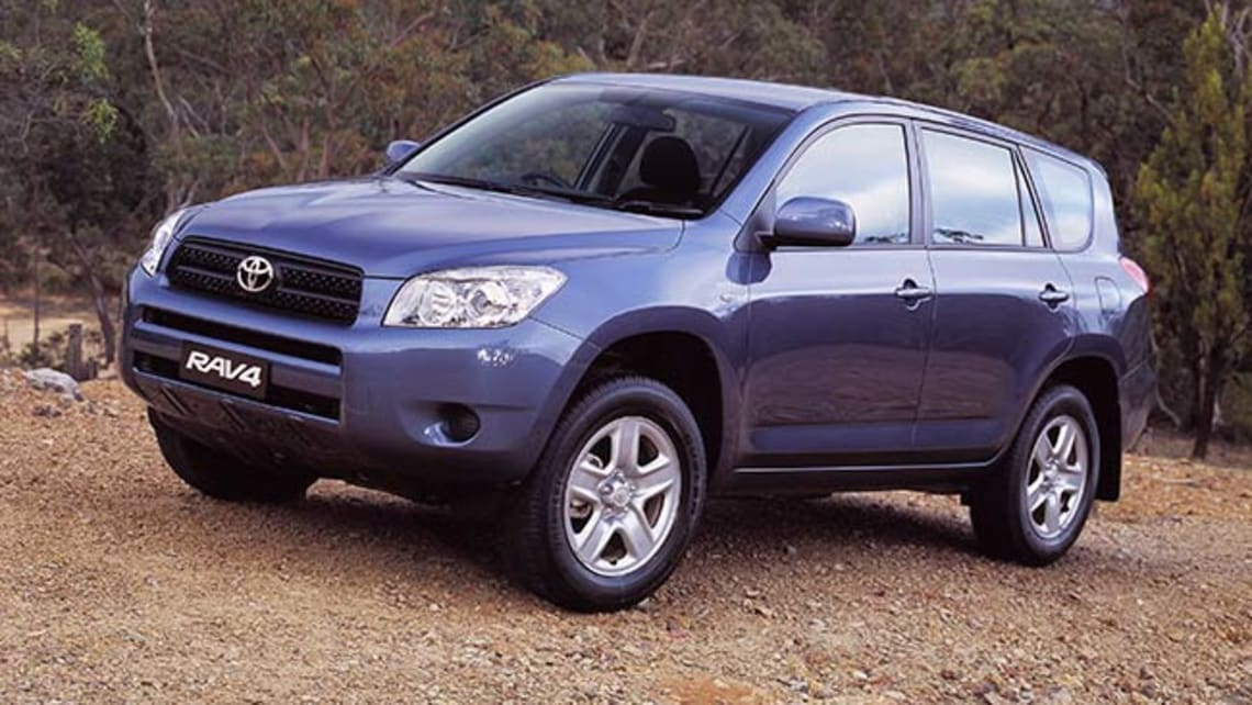 Used Toyota Rav4 Review 2006 2010 Carsguide