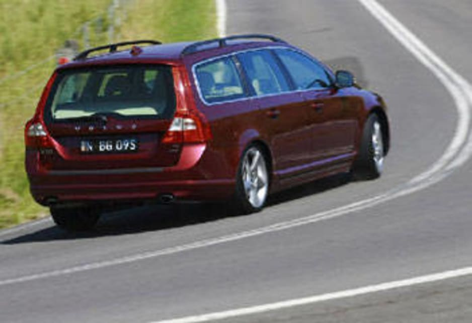 Volvo V70 T6 AWD 2008 review   CarsGuide