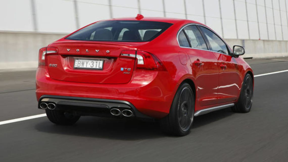 Volvo Adds Spare Tyre To S60 And V60 Car News Carsguide