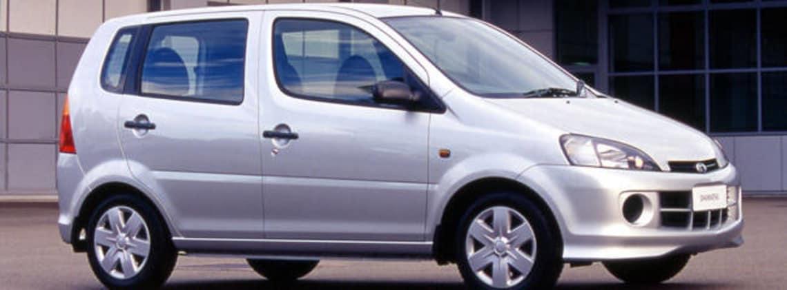 Daihatsu YRV 2001 Review | CarsGuide