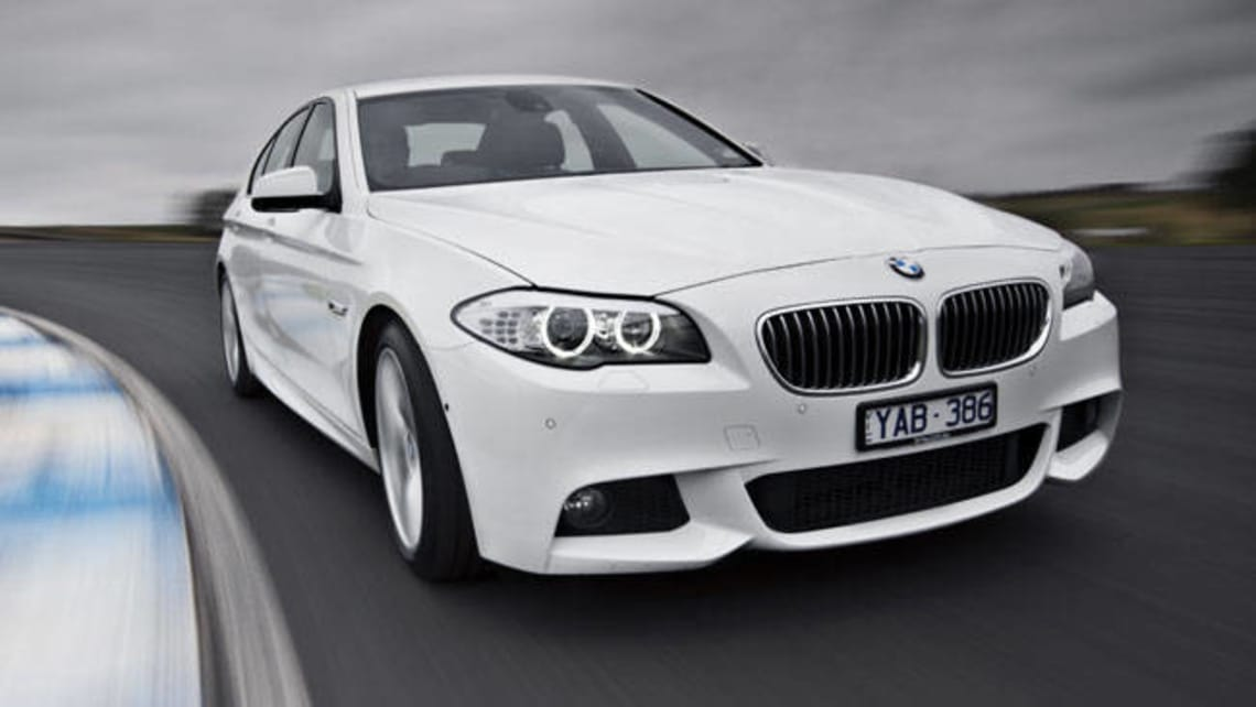 Bmw 5 Series 528i 2012 Review Carsguide