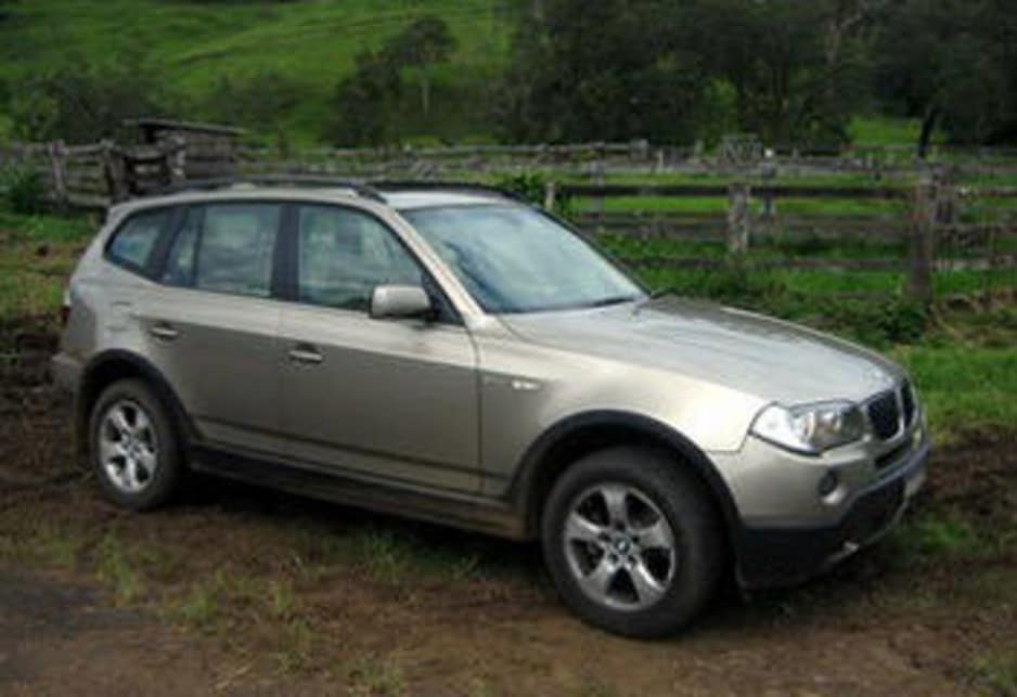 Bmw X3 2008 Review Carsguide